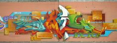 Evolution of DAIM's 3D-Style | DAIM | graffiti-art