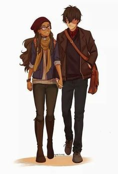 Modern Zatara. I like how Avatar ended, but I did always like to entertain the thought of Zuko and Katara getting together. They're just so cute together, too.