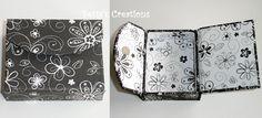 Bettys-creations: Pappbox mit zwei Klappen