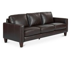 Superb Clearance 50 Off Special Order Briscoe Leather Loveseat New Cjindustries Chair Design For Home Cjindustriesco