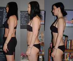 Me...Feb.1, Apr.4, June. 13    Raw food rules. Even my skin looks different!    Once I start really exercizing, watch out.    passionschool.net !!     YoYo effect: lose 20 lbs now gain 30 lbs back...Is this how fad diets work for you?
