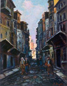 Ibrahim Safi Mahalle Arası