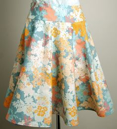 Circle Skirt by Spool Sewing