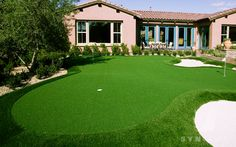 SYNLawn Residential Putting Green