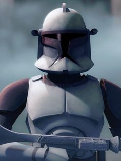 Bel is a clone trooper who served in the Grand Army of the Republic during the Clone Wars. As a member of Clone Commander Fil's squad, Bel accompanied recently promoted Jedi Knight Nahdar Vebb during a mission to the third moon of Vassek