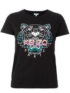 5bfa08aa22b KENZO Tiger T-Shirt.  kenzo  cloth  t-shirt Tee Shirt