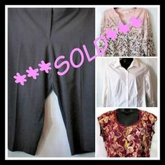 #SOLD - We got Angelo Tracey Lynne and Lori #PAID - #shop #buy #sell your #cute #curvy #clothes with us today! We get our #Sellers paid within 30-days! #plussize #plussizeclothes #curvy #curves #trendy #stylish #fashion #fullfigure #consignment #getpaid #urbanthick #makeextracash UrbanThick.com/sell