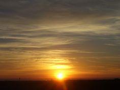 Western Oklahoma skyscapes.