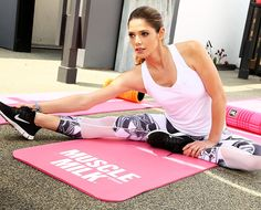 Ashley Greene On Sprints, Scrunchies + LA's Toughest Workout - The Chalkboard