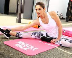 Ashley Greene On Sprints, Scrunchies + LA's Toughest Workout - The Chalkboard