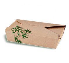 Cod. 538 - Scatola Bio food box 1500 ml