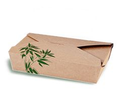 Cod. 538 - Scatola Bio food box 1500 ml