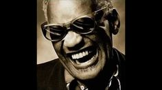 """Ray Charles. """"No you don't know the one - Who dreams of you at night - And longs to kiss your lips - Longs to hold you tight..."""" """"You Don't Know Me"""". Written by Cindy Walker and Eddy Arnold in 1955. This version - 1962."""