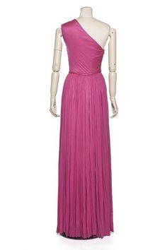 robe longue | Centre de documentation des musées - Les Arts Décoratifs