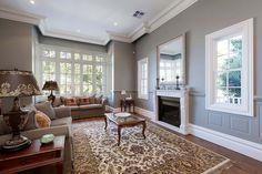 Seaforth House Fireplace