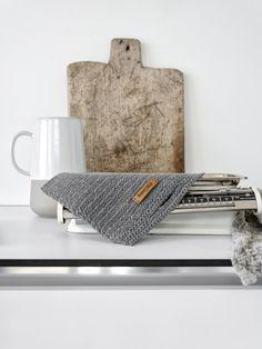 DIY | Anleitung Fischgrätmuster stricken und warum man nie genug Topflappen haben kann! – mxliving