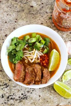 Quick and Easy Homemade Pho