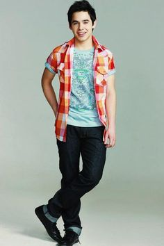 David Archuleta!!!! Bench Photoshoot