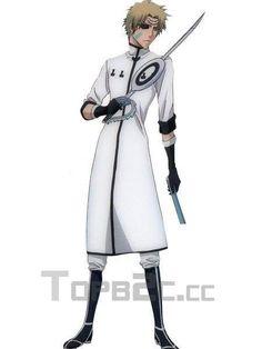 Bleach Tesla Cosplay Costume