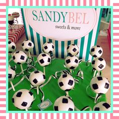 Am Ende gewinnen immer die...#cakepops by #sandybel #fußball