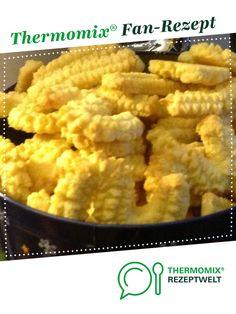 Spritzgebäck von Astichen. Ein Thermomix ® Rezept aus der Kategorie Backen süß auf www.rezeptwelt.de, der Thermomix ® Community.