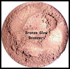 Mineral Bronzer Makeup Bronze Glow Sheer Bronzer by BeautyBarBaby, $5.00