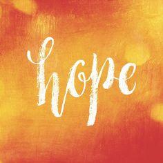 """Have #Hope, don't give up!! #brushlettering #handlettering #typography #typeshowcase #calligritype #thedailytype #PentelBrushPen #mexturesapp"""