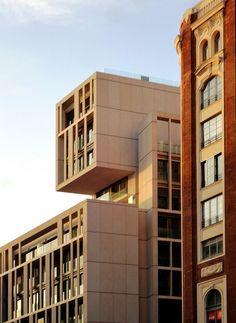 Rafael de la Hoz - Gran Via 48, Madrid | Explore Agostino Ca… | Flickr - Photo…