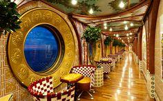 Carnival Pride Cruise Ship, 2016 and 2017 Carnival Pride ...