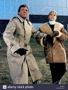 Lee Majors & Lindsay Wagner The Return Of The Six Million Dollar Man and The Bionic Woman