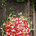 1375582026 thumb 1367522684 content diy decorate a strawberry wedding cake 1
