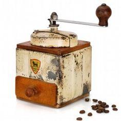 French Vintage Coffee Grinder