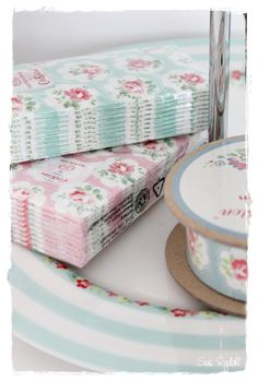 Greengate June Mint Etager 2013