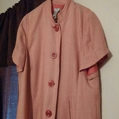Dress Jacket Beautiful Tangerine color jacket jh collectibles  Jackets & Coats