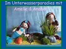 "Crochet pattern ""Mermaid Mermaid"", PDF Amigurumi"