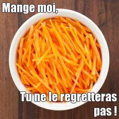 Mange moi, Tu ne le regretteras pas ! (courtesy of @Pinstamatic http://pinstamatic.com)