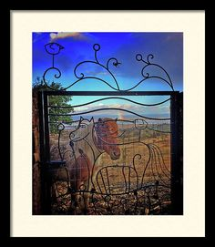 Mini Horse Framed Print featuring the painting Little Horse Little Rainbow by Marti McGinnis