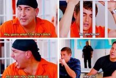"""22 Jump Street CANT WAIT Mr. Walters: """"Sorry for shooting my penis off? That's OK cuz I got a vagina now."""" LMAO!!!"""