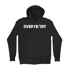 c46a0f00a8f Logic Everybody Hoodie (Black) Basic Hoodie