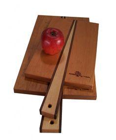 serving board | Wedge Serving/Cuttingboard (Reg. size)