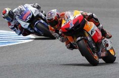 Casey Stoner was fastest today in qualifying for tomorrow's Catalan Grand Prix in the Moto GP championship. Leading the overall standings Jorge Lorenzo will start from second position. Honda rider Casey Stoner was fastest today in qualifying for the Grand Prix of Catalunya Moto GP and will start tomorrow's race with first place.Domestic