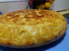 Tortilla de patatas tortilla española cocina facil - La cocina de Pedro y Yolanda