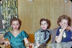 When presented with the choice to converse or drink, Inez always went with the latter, especially when that attention whore Georgina was in the room.