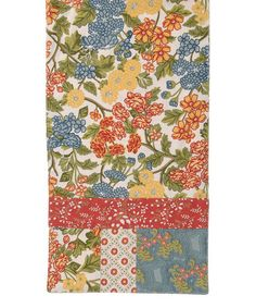 Take a look at this Park Designs Rue du Marche Table Runner by Park Designs on #zulily today!