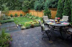 Backyard Hardscape Ideas   Home Design Ideas