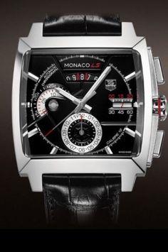 Tag Heuer Monaco LS Automatic Chronograph Men's Watch