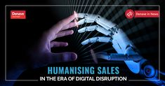 Humanising technology is an approach that keeps human at the center of all sales processes. Dena, All Sale, Sci Fi, Technology, Digital, Tech, Science Fiction, Engineering