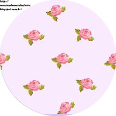 Montando minha festa: shabby chic lilás & rosa