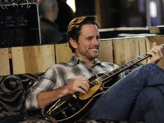 """Your looks have become a problem!"" Love Deacon on Nashville."