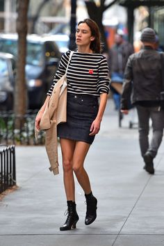 Alexa Chung Inspiration : Photo